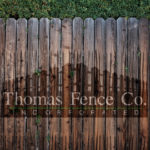Creative fencing personalizes your home, business